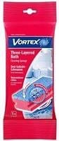 VORTEX Трехслойная губка для уборки ванной комнаты 1 шт
