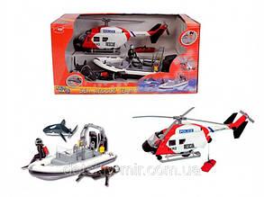 """Оригинал. Набор """"Морская спасательная служба"""" Dickie (Дикки) Toys 3314647"""