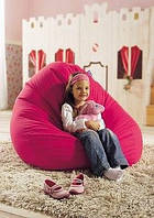 Крісло-мішок груша Оксфорд 85*105 см З додатковим чохлом