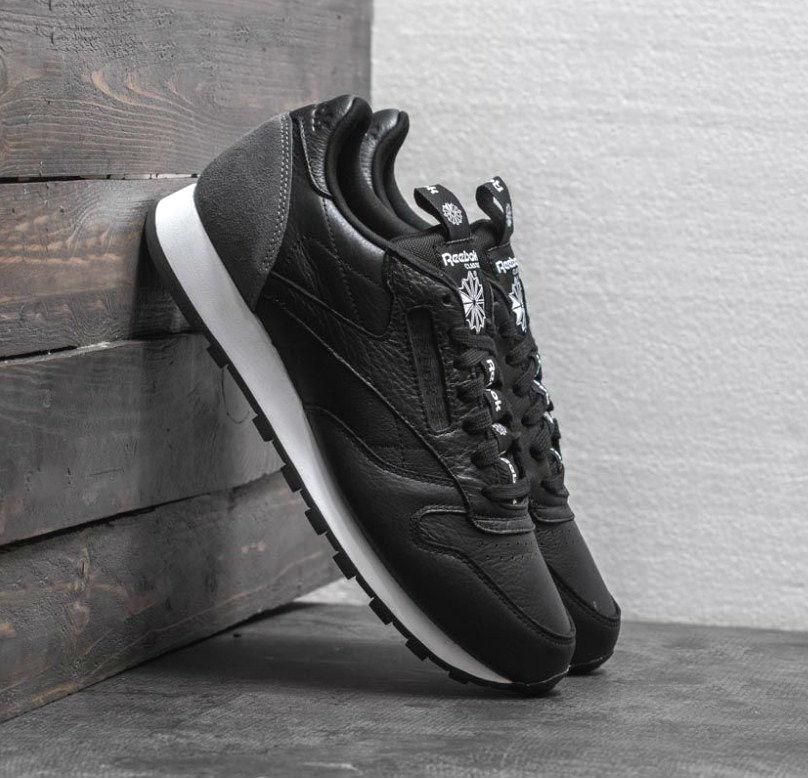 Мужские кроссовки Reebok Classic Leather Iconic Taping BS6210 ОРИГИНАЛ -  Компания