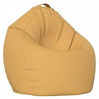 Кресло-Овал/Эко-кожа/Средний размер/Основной чехол