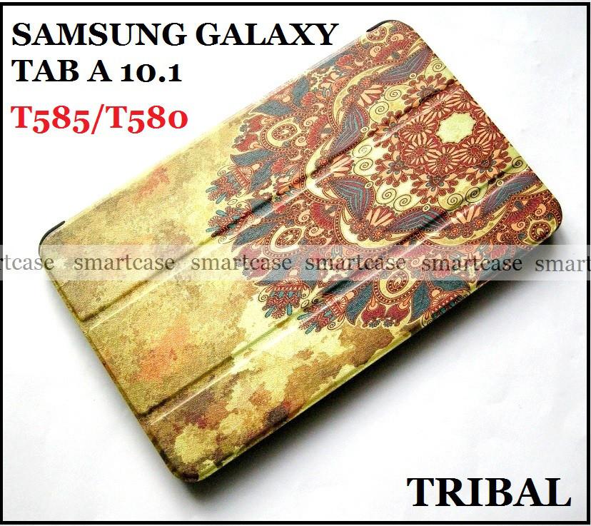 Оригинальный чехол книжка для Samsung galaxy Tab A 10.1 SM-T585 SM-T580 эко PU TFC Tribal