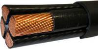 Кабель силовий мідний моноліт ВВГнг 3х150+1х70 ГОСТ