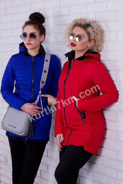Куртки женские весна 2018 осень