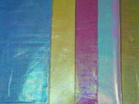 Бумага упаковочная LINE ART №18 50*70см голограмма