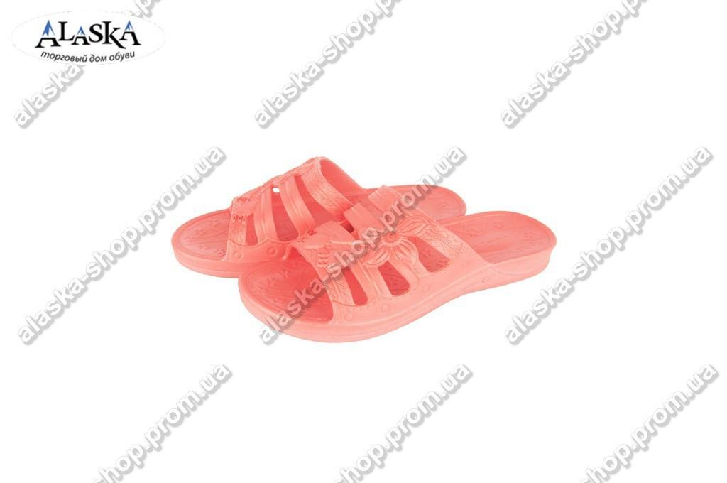 Женские шлепки  (Код: ПЖ-30 персик )
