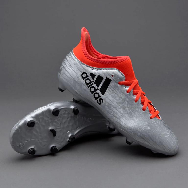 Детские Бутсы Adidas X 16.3 FG Junior S79488 (Оригинал) - Football Mall -  футбольный 2498523c289