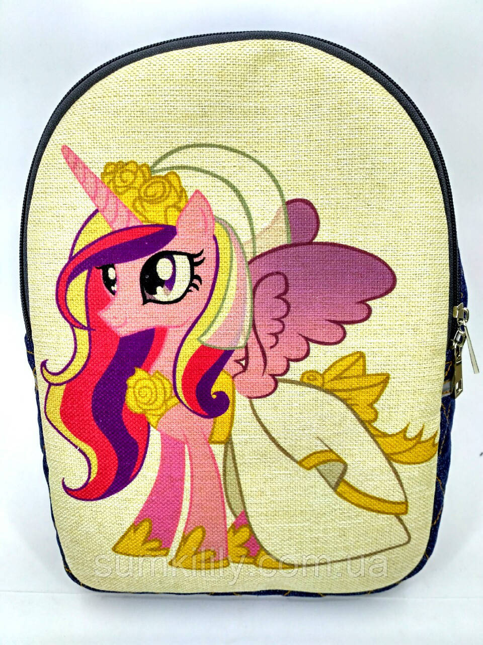 Детский рюкзак Литл пони, фото 1
