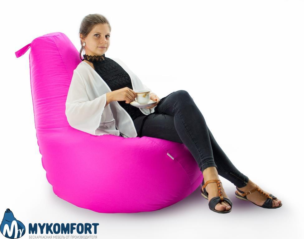 Кресло-мешок груша Оксфорд 85х105 см С дополнительным чехлом