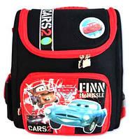 Рюкзак (ранец) школьный каркасный 1 Вересня 551422 Тачки-3 короб