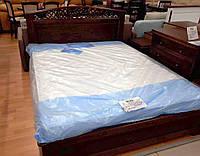 Спальня из массива ясеня Симфония Room, орех