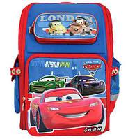 Рюкзак (ранец) 1 Вересня школьный каркасный 551429 Тачки-3 короб