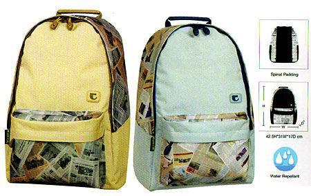 Рюкзак (ранец) школьный TIGER FAMILY 8605