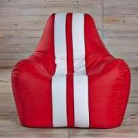 Кресло-мешок груша Феррари Оксфорд 105*95*85см с дополнительным чехлом, фото 1