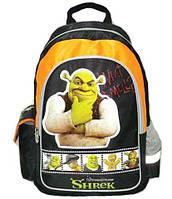 Рюкзак (ранец) школьный 1 Вересня 551288 Шрек-2 30*16*41,5см