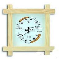 Термогигрометр для сауны TFA, дерево, 180х45х200 мм