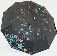 """Зонт женский полуавтомат с серебристой пропиткой от фирмы """"MaX"""""""