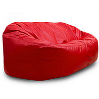 Бескаркасный диван ткань Оксфорд 90*120*175. С дополнительным чехлом