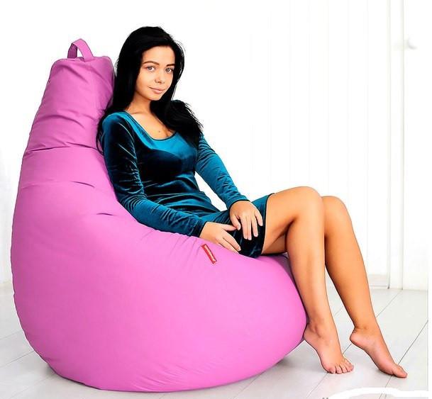 Кресло-мешок груша90*130 Оксфорд С дополнительным чехлом