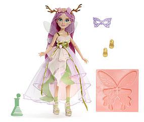 П,Кукла Project Mc2 Experiments Ember's Fairy Wing Earring Эмбер Эвергрин с экспериментом Сказочные серьги