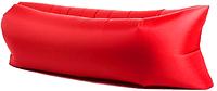 Надувное кресло-мешок Ламзак/Красный/ надувной диван