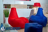 Кресло-мешок груша Оксфорд 300 D 100*140 см