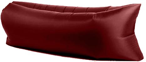 Надувное кресло-мешок Ламзак/Бордо/ надувной диван