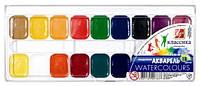 Краски акварельные медовые 18 цв. ЛУЧ Классика б/к 19С 1292-08