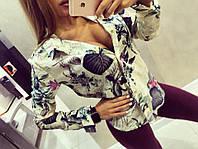 Рубашка с хлопка