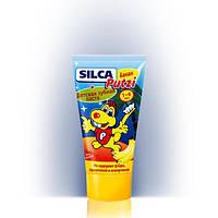 SILCA Putzi Зубная паста детская Банан 50мл (без фтора) (1-6лет)