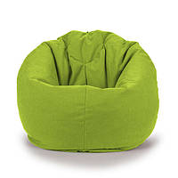 Овальне крісло - мішок груша 85*105 см Мікро-рогожка, фото 1