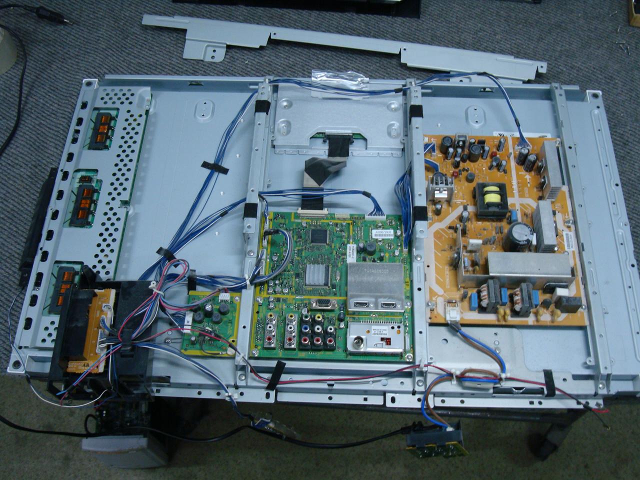 Запчасти к телевизору Panasonic TX-R32LE8 (TNP4G431, TNP4G433, 320AA03C2LV0.0, INV32S12M REV 0.5)