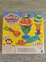 Play-Doh Ice Cream Treats игровой набор из серии Kitchen Creations