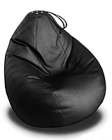 """Овальное кресло - мешок  груша  Эко-кожа """"Зевс"""" 85*105 см"""