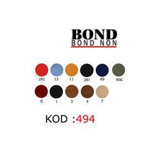 Кошелек кожаный Bond 494_281 кожа ролекс черная
