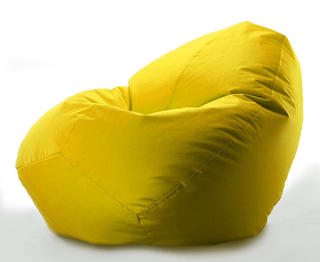 Овальное кресло - мешок  груша  Оксфорд 300 D 85*105 см.