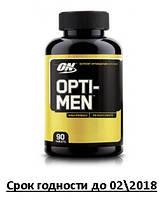 Витамины ON Opti - Men 90 т