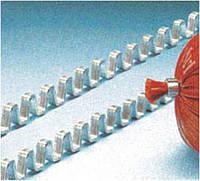 Клипсы колбасные Е220, А2, В2, ВР3 оптом  Клипсы для клипсатора