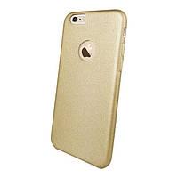 Чехол GlobalCase (Ori-R) для Apple iPhone 6/6S золотистый (1283126469442)