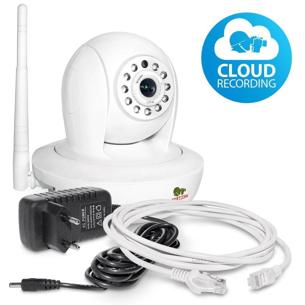 1.0MP IP камера Cloud Robot IPH-1SP-IR