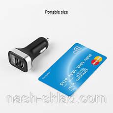 АЗУ с индикатором напряжения и тока (2 USB 5V 3.4), фото 3