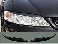 Реснички на Opel Vectra B, стеклопластик