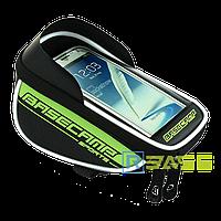 """Велосипедная сумка на руль для смартфонов до 5.5"""" BaseCamp BC-305"""