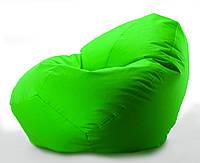 Огромное овальное кресло-мешок, груша Оксфорд 300 D 100*140 см., фото 1