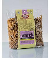 """Макароны """"Здоровье"""" №14 с семенами расторопши из твердых сортов пшеницы (400 г)"""