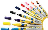Маркер для светлой ткани KREUL 1-2мм Javana Желтый KR-90660