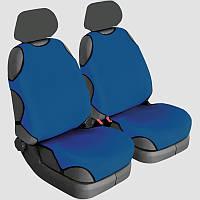 Майка на сиденье Denim Blue перед комп. 2 шт без подголов.