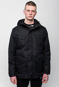 Мужская черная куртка Urban Planet A5 BLK