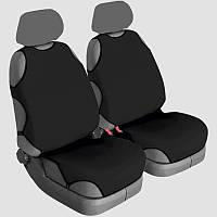 Майка на сиденье Еxtra Space Black перед комп. 2 шт без подголов.