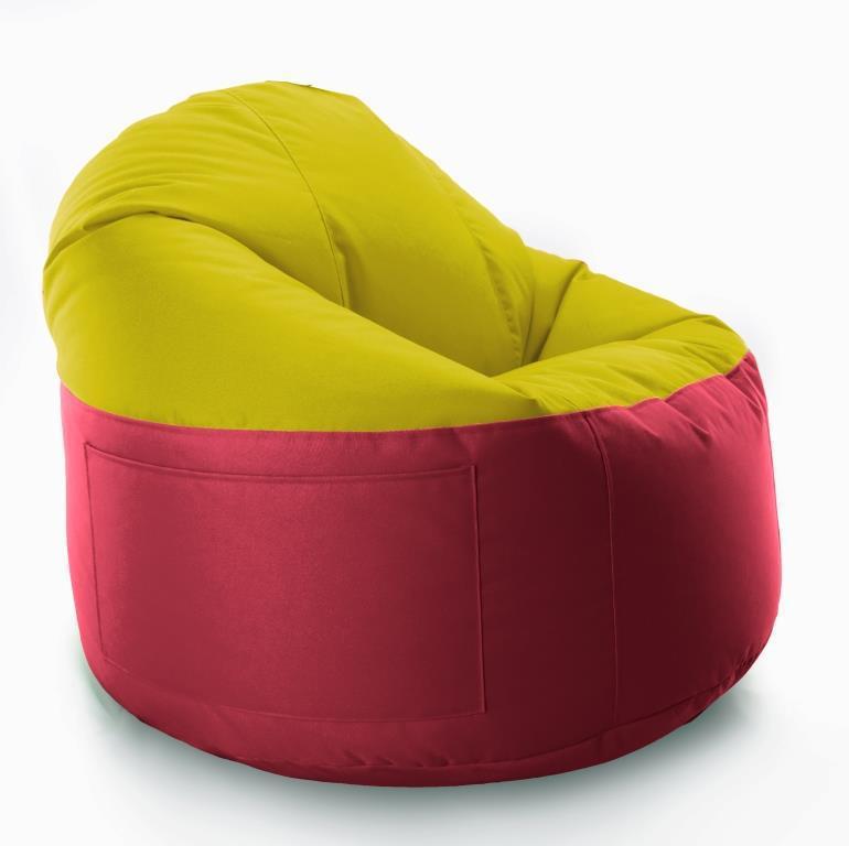 Кресло-мешок, груша Комфорт. Оксфорд 110*70см. С дополнительным чехлом
